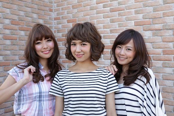 モデル撮影!百済友希(keity.pop)さん、岩崎静羅さん、近本あゆみさん