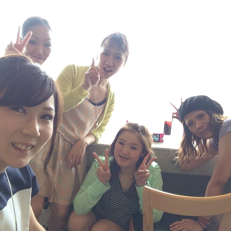 女子5人2