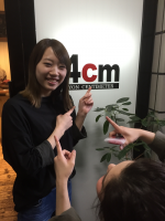 美容室4cm広坂店新人スタッフ紹介!